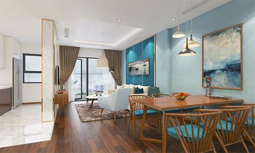 Ha Long Bay View sở hữu vị trí lý tưởng và có nhiều ưu đãi từ chủ đầu tư.