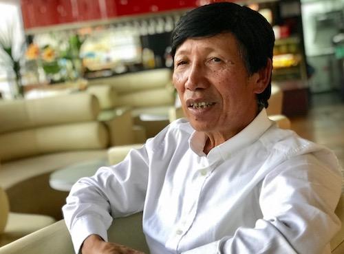 Ông Phan Hữu Thắng - nguyên Cục trưởng Cục Đầu tư nước ngoài (Bộ Kế hoạch & Đầu tư). Ảnh: H.T