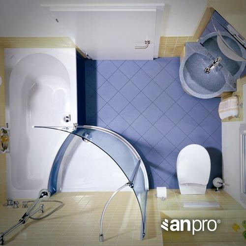Giải pháp thiết kế phòng tắm phù hợp với phong thủy