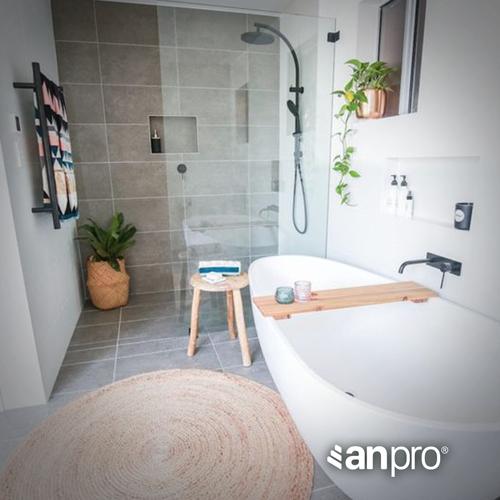 Giải pháp thiết kế phòng tắm phù hợp với phong thủy - 1