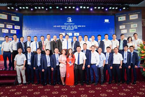 250 doanh nghiệp dự sự kiện Hội ngộ ngành cửa Hà Bắc năm 2018 - 1