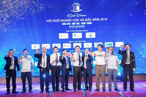 250 doanh nghiệp dự sự kiện Hội ngộ ngành cửa Hà Bắc năm 2018 - 4