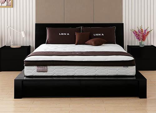 Đệm lò xo Liên Á Cocoon 2.0 cho giấc ngủ ngon.