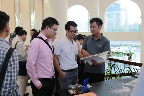 Sự kiện Architecture Leader Perspectivedo do công ty LIXIL Việt Nam (thành viên tập đoàn LIXIL Nhật Bảnchuyên về thiết bị phòng tắm và vật liệu nhà ở) tổ chức, dưới sự bảo trợ của Hội kiến trúc sư Việt Nam.