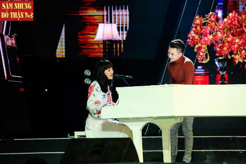 Nhạc sĩ Minh Vy tặng ca khúc mới cho học trò Đàm Vĩnh Hưng - 3