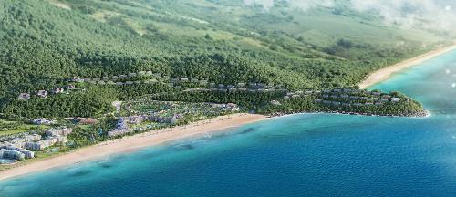 Bất động sản Lăng Cô có tiềm năng phát triển nhờ dự án casino tại khu phức hợp nghỉ dưỡng Laguna Lăng Cô do Tập đoàn Banyan Tree quản lý.