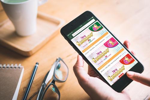 MoMo hiện có mặt trên hai hệ điều hành phổ biến iOS và Android với gần 10 triệu người dùng.