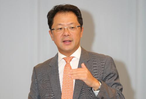 Ông Andy Ho - Giám đốc Điều hành của VinaCapital. Ảnh: PV.
