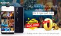 Cuối tuần sắm Nokia 6.1 Plus, nhận ngay voucher mua phụ kiện