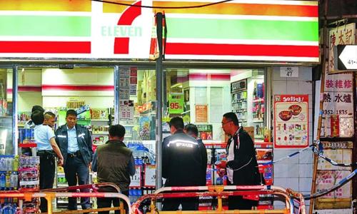 Một cửa hàng 7-Eleven tại Trung Quốc. Ảnh: SCMP