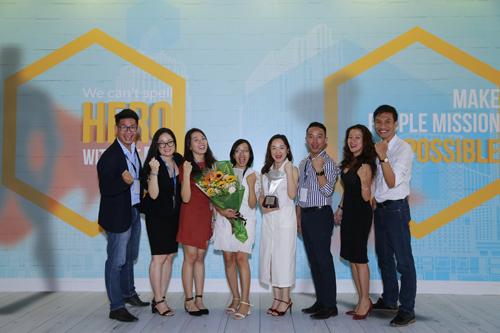 Lãnh đạo Suntory PepsiCo cam kết tiếp tục đồng hành với các hoạt động xã hội trong thời gian tới.