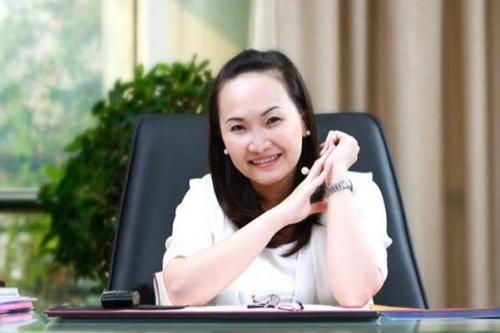 Bà Đặng Huỳnh Ức My - Thành viên HĐQT Thành Thành Công - Biên Hòa.