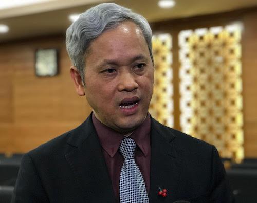 Ông Nguyễn Bích Lâm - Tổng cục trưởng Tổng cục thống kê. Ảnh: Hoài Thu