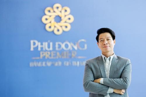 Ông Ngô Quang Phúc - Tổng giám đốc Phú Đông Group.