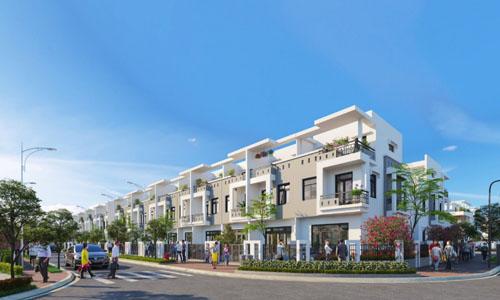 Lý do nhà phố thương mại xây sẵn tại Đồng Nai hút khách