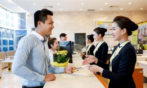 Nam A Bank mở rộng mạng lưới ngân hàng