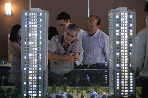 Nhiều nhà đầu tư cá nhân tìm hiểu dự án.