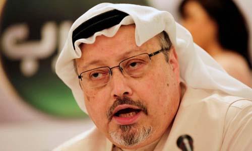 Nhà báo Arab Saudi - Jamal Khashoggi. Ảnh: AP