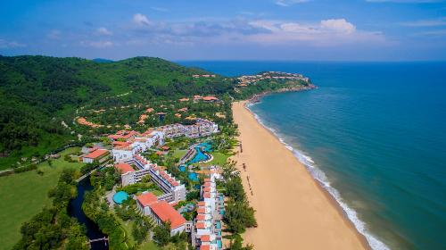 Khu phức hợp nghỉ dưỡng Laguna Lăng Cô, Huế thu hút du khách bởi vẻ đẹp thiên nhiên nguyên sơ