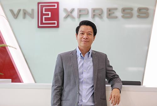 Ông Ngô Quang Phúc - Tổng giám đốc Phú Đông Group tham gia