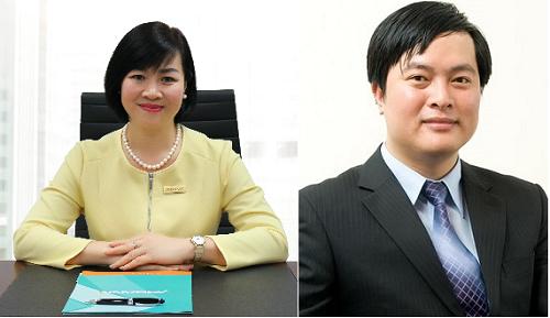 Bà Dương Thị Mai Hoa từ nhiệm CEO ABBank sau gần ba tháng