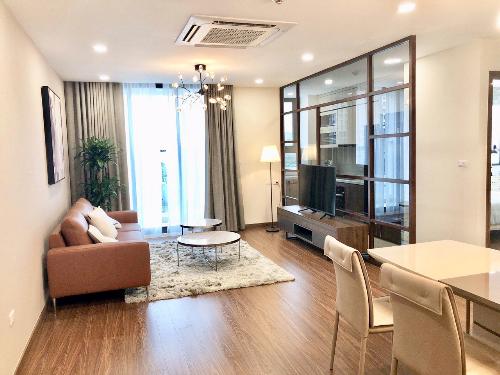 Phòng khách căn hộ Eco Dream - Khu đô thị Tây Nam Kim Giang, Nguyễn Xiển, Hà Nội.