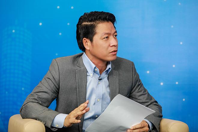 Các startup phải thể hiện được đam mê, kiến thức và kỹ năng, tạo nền tảng cho sự thành công trong việc thu hút nhà đầu tư, theo CEO Phú Đông Group. Ảnh: Thành Nguyễn.