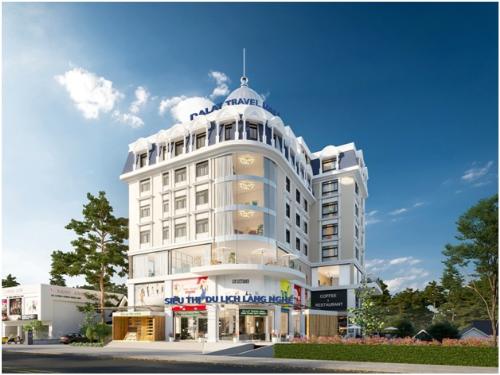 Phối cảnh dự án Đà Lạt Travel Mall.