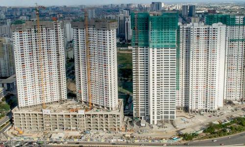 Khách mua căn hộ cao cấp từ chối nhận nhà