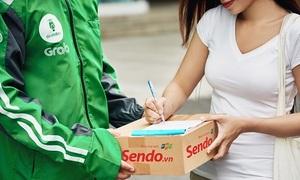 Sen Đỏ hợp tác GrabExpress ra mắt dịch vụ giao hàng trong 3 giờ
