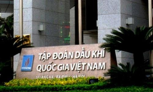 Tập đoàn Dầu khí Việt Nam (PVN).