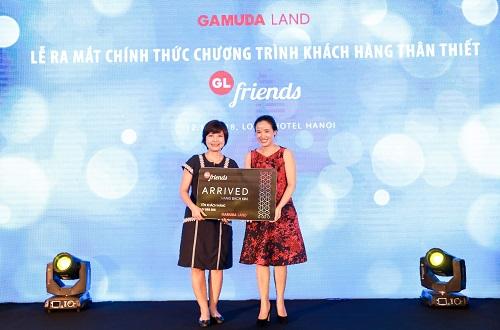 Lễ ra mắt chương trình khách hàng thân thiết của Gamuda Land.