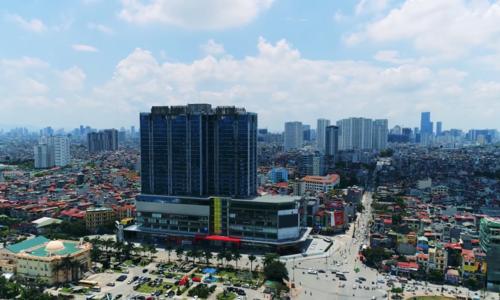 Dự án cao cấp ở Hà Nội bàn giao nhà đội 3 tầng so với quảng cáo