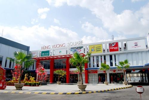 Ca sĩ Đàm Vĩnh Hưng từng cho biết là chủ đầu tư khu chợ sỉ thời trang tại số 100 Hùng Vương, quận 5 (TPHCM).
