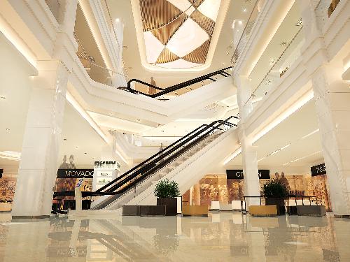 Trung tâm thương mại Pearl Center Thảo Điền.