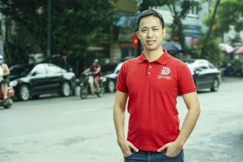 Nhà đồng sáng lập kiêm CEO Go-Viet Nguyễn Vũ Đức