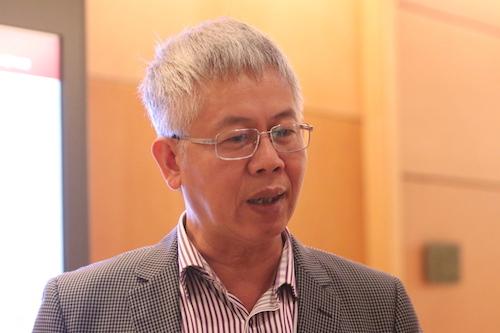 Ông Nguyễn Đức Kiên - Phó chủ nhiệm Uỷ ban Kinh tế của Quốc hội. Ảnh: Võ Hải