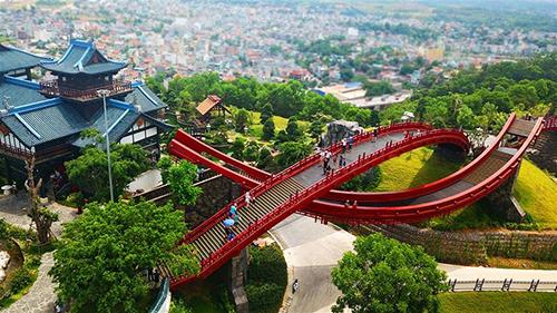 Tổ hợp vui chơi giải trí Sun World Ha Long Complex.