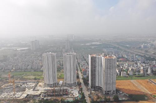 Toàn cảnh dự án Mipec City View.