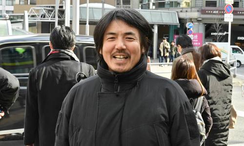 Ông Nishimoto - người sáng lập Ossan Rental. Ảnh: japantimes
