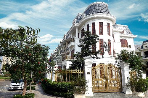 An Khang Villa - biệt thự hướng hồ dành cho doanh nhân thànhđạt - TA làm giúp chị nha