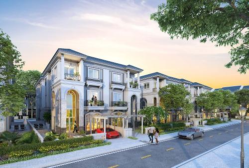 Mỗi ngôi biệt thự compound Sol Villas đều mang nét đẹp của kiến trúc tân cổ điển độc đáo và khác biệt, nâng tầm vị thế và danh giá cho chủ nhân.
