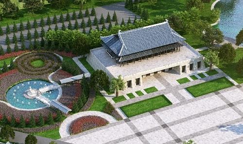 Môi trường cảnh quan Sala Garden luôn được bảo vệ nghiêm ngặt theo tiêu chuẩn quốc tế nhờ áp dụng hệ thống xử lý khí và nước thải công nghệ châu Âu có giá trị hơn 120 tỷ.