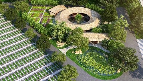 Sala Garden tiên phong áp dụng công nghệ BIM, công nghệ tiên tiến được áp dụng rộng rãi trên thế giới vào việc quản lý và thi công xây dựng