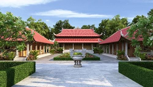 Tịnh xá Sala tại Sala Garden dựa trên kiến trúc Phật giáo thời nhà Lý, nơi đây sẽ diễn ra các hoạt động, sự kiện tâm linh và ngày lễ lớn của Phật giáo