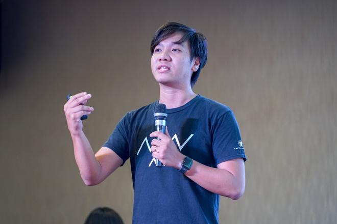 Anh Lê Hoàng Nhật - đồng sáng lập ứng dụng quản lý nhà cho thuê Ami.