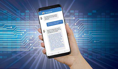 Ứng dụng này được phát triển từ nền tảng trí tuệ nhân tạo FPT.AI - phục vụ khách hàng 24/7 với tên gọi là Mai trên website cũng như trên Facebook fanpage của mình