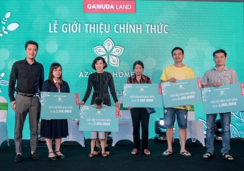Gamuda Land giới thiệu sản phẩm biệt thự mới Azalea Homes Hoa Đỗ Quyên (xin edit_chihtk2)