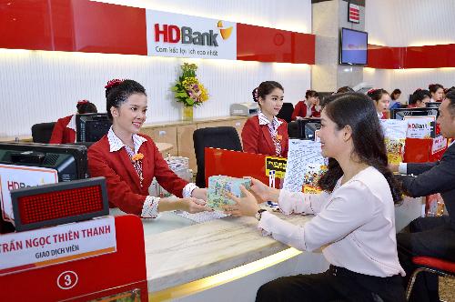 Trong những năm qua, HDBank có tốc độ tăng trưởng nhanh, ổn định và quản lý rủi ro hiệu quả.