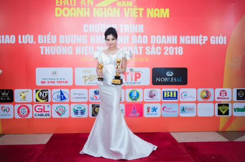 Tổng giám đốc Cao Thị Thùy Dung.